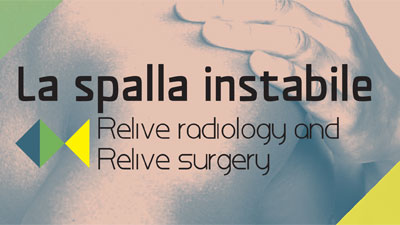La spalla instabile. Relive radiology and Relive surgery